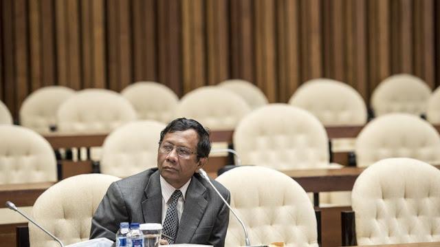 Soal MCA, Mahfud MD: Itu Semua Politik, Jadi Harus Ditangkap