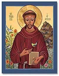 St. Francis - A Saint to Know in October
