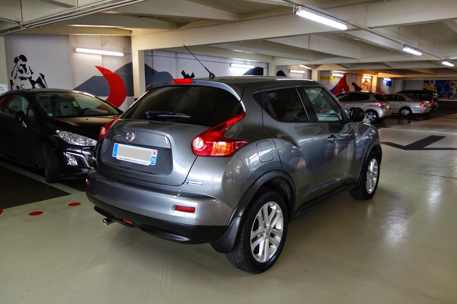 autocoach d p t vente automobile paris nissan juke 1 5l dci 110ch tekna 2011. Black Bedroom Furniture Sets. Home Design Ideas