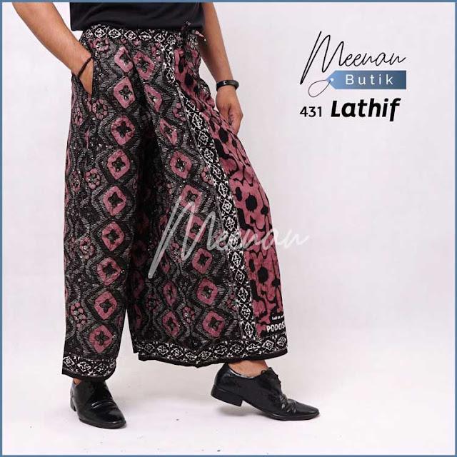 Sarung Celana Batik Podosugih (Lathif 431)