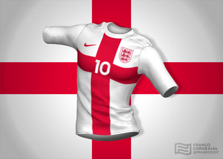 23 Awesome Flag Concept Kits By Franco Carabajal - Footy Headlines