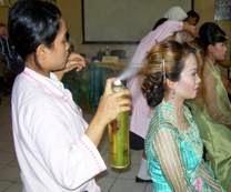 Penerapan Anatomi Kulit Kepala dan Rambut Terhadap Pencapaian Kesehatan