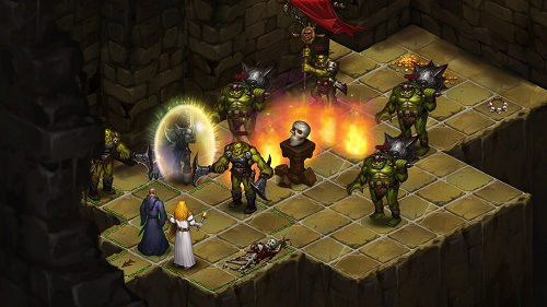 Dark Quest 2 Gameplay