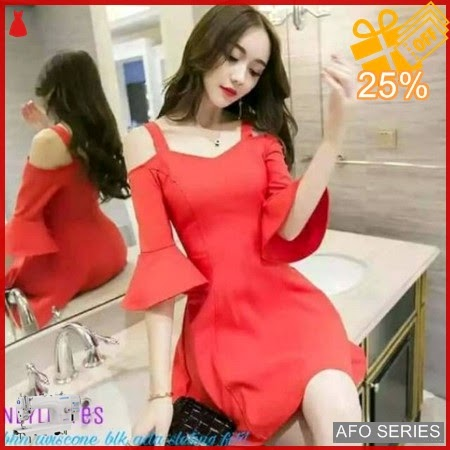 AFO579 Model Fashion Neyli Dres Modis Murah BMGShop
