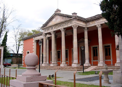 Museo Regional Historia, Aguascalientes