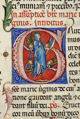 b2711ab81287 Early Modern English  Corpus Christi Play Assumption of Mary