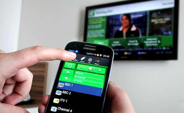 Top 3 Applications to Control your TV from your Smartphone