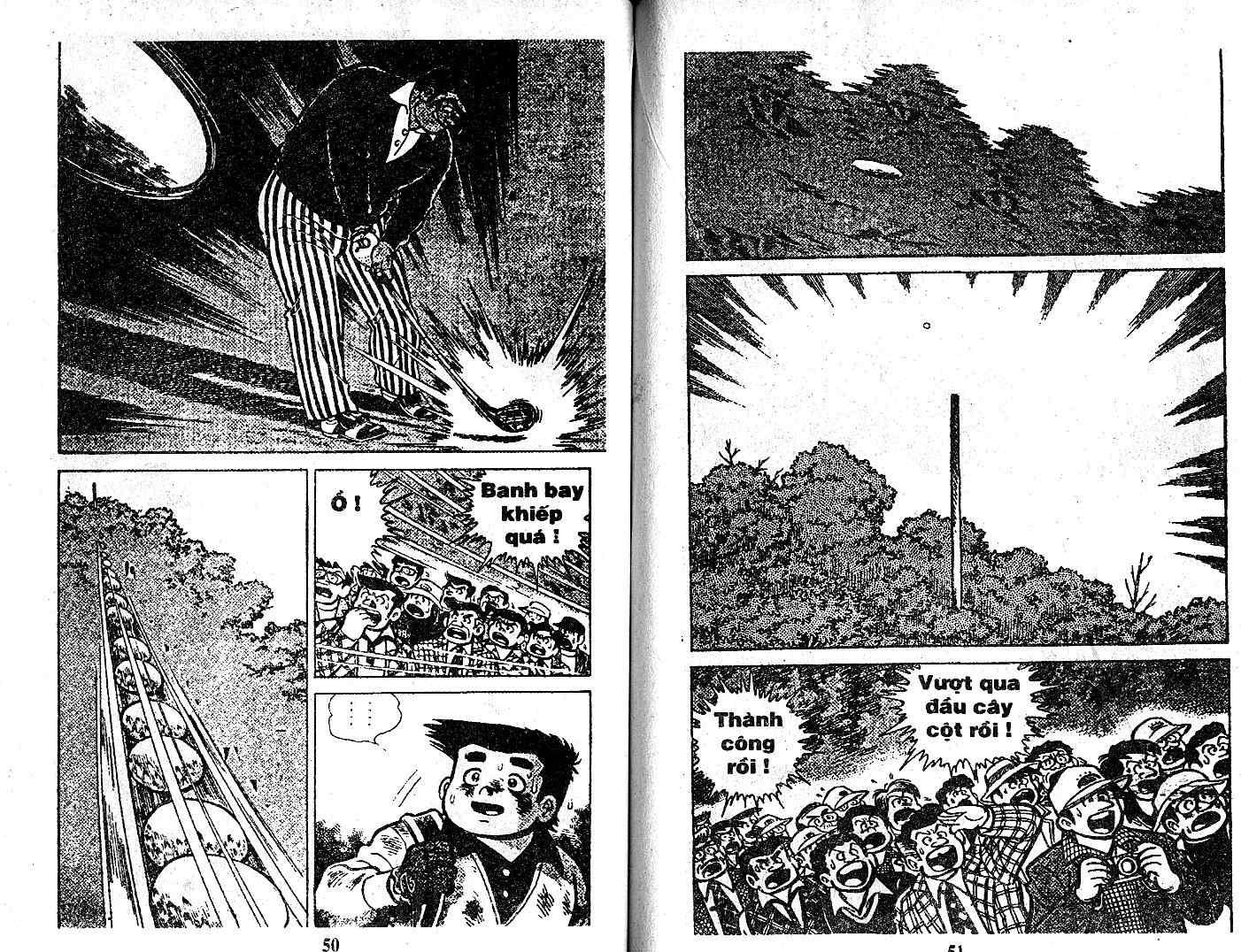 Ashita Tenki ni Naare chapter 20 trang 24