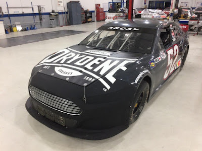 Drydene Joins Will Rodgers Racing for ARCA Racing Series Partial Schedule with Ken Schrader Racing