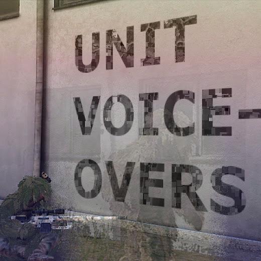 ユニットがいろいろ叫ぶようになるArma3用のUnit Voiceovers MOD