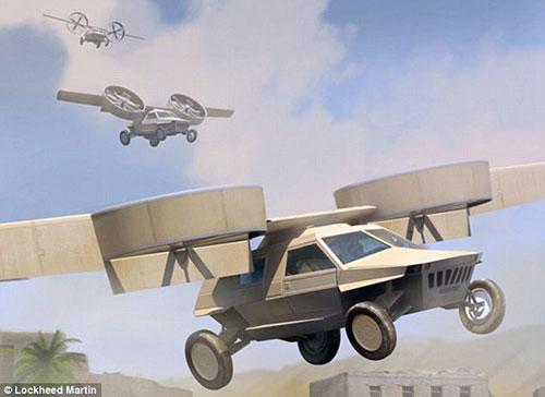 Drone Transformers, Segera Hadir Dalam Misi Kemanusiaan_