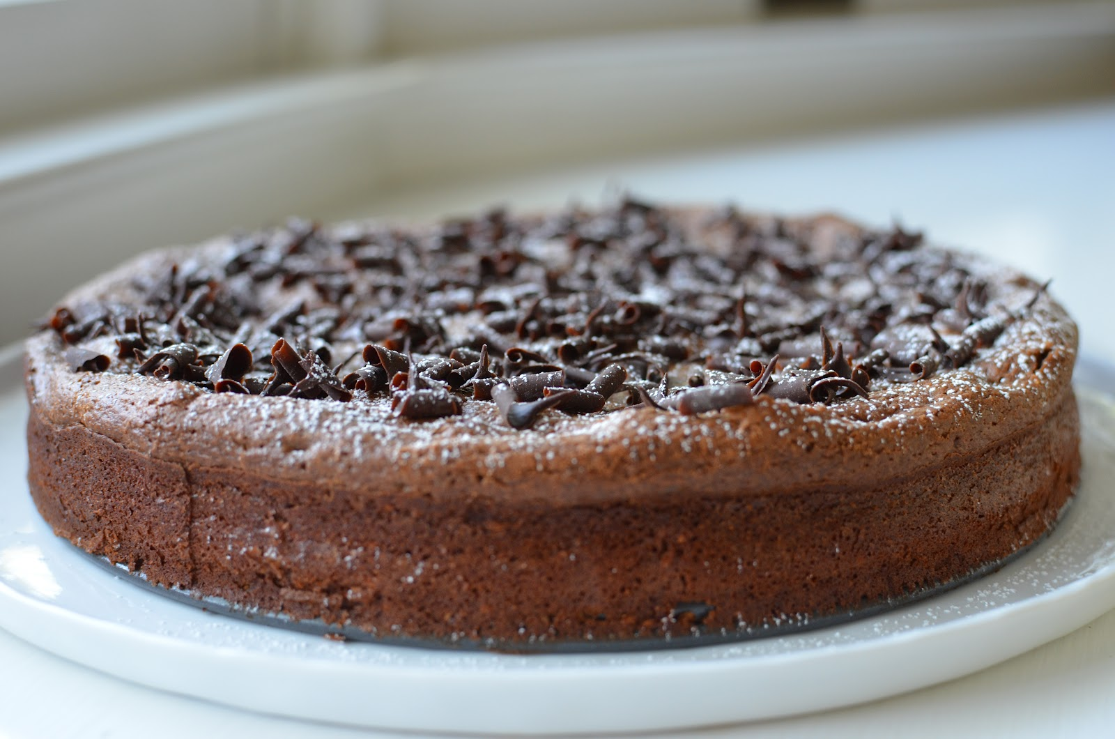 Giada Chocolate Orange Cake