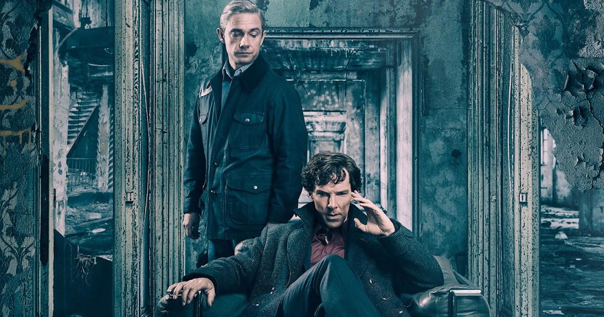 Sherlock Holmes Staffel 4 Deutsch