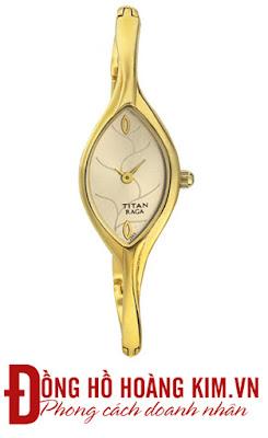 Đồng hồ titan nữ sang trọng, đẳng cấp, quý phái
