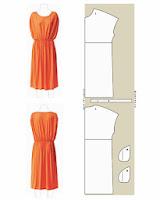 8 patrones de vestidos gratis