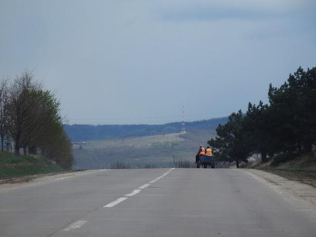 M14, jedna z głównych szos Mołdawii