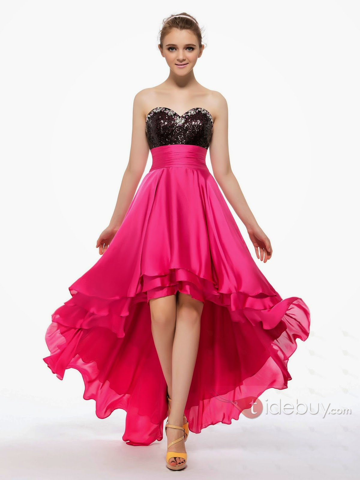 Kaiyo Aino Blog: Gorgeous Tidebuy Dresses