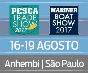 Evento, Feira, Mariner Boat Show, Pesca Trade Show, Pesca Trade Show 2017,