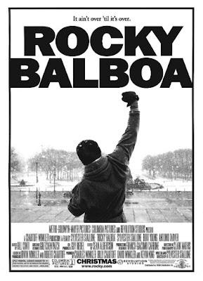 rocky balboa film recenzja plakat