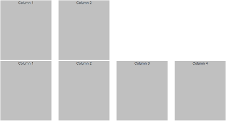 Bootstrap grid column offset