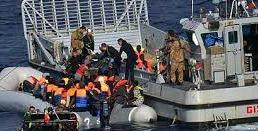 διασώθηκαν 186 πρόσφυγες
