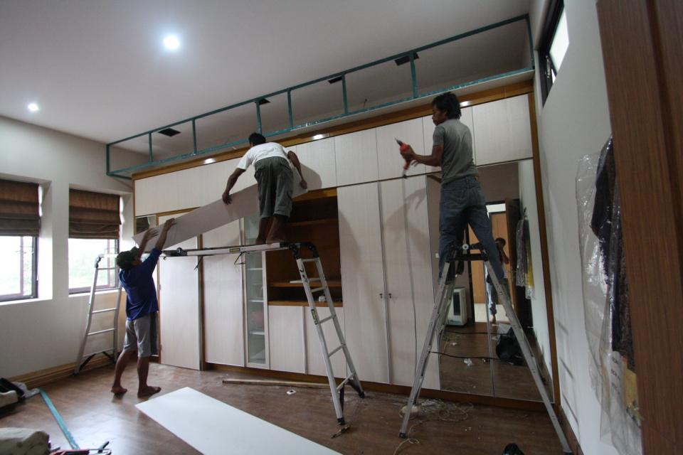 Kontraktor Renovasi Kantor di Jakarta Selatan Berpengalaman
