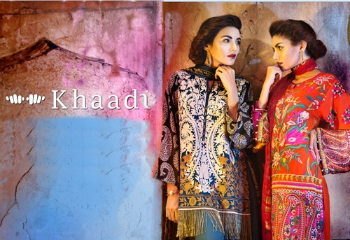 0125bb93aa Khaadi Winter 2016-17 Vol-2 Complete Catalogue with Prices | She-Styles |  Pakistani Designer Dresses - Fashion Weeks - Lawn Collection