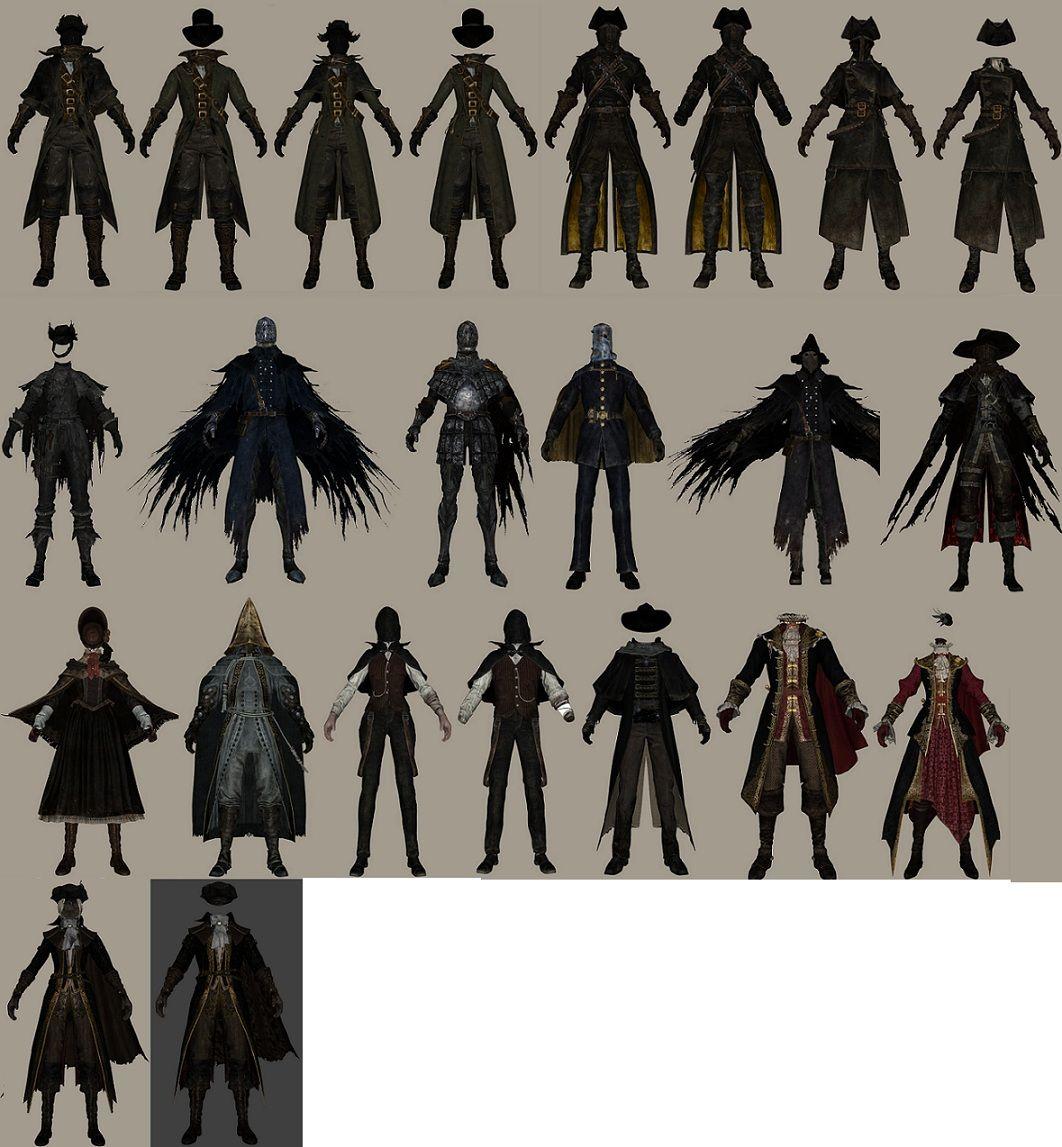 Bloodborne and Dark Souls Packs by Team TAL [SMP] ~ Skyrim