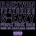 "Audio:  Raekwon ft G-Eazy ""Purple Brick Road"""