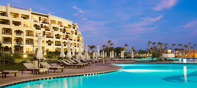 Steigenberger Al Dau Beach Resort Hurghada