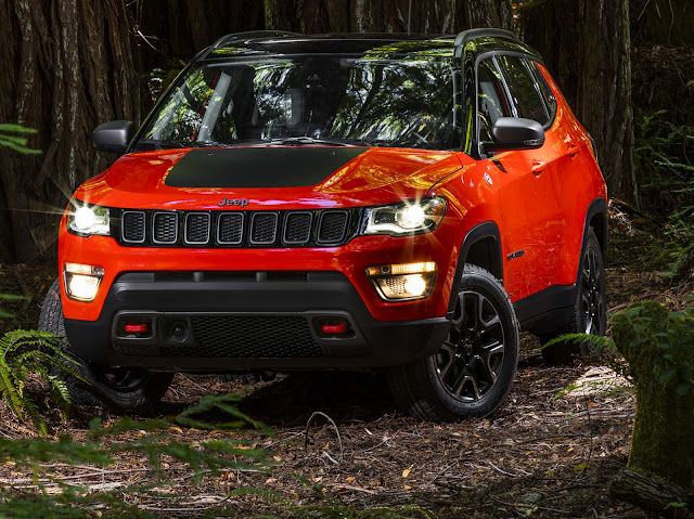 Jeep Compass 2017 - Trailhawk
