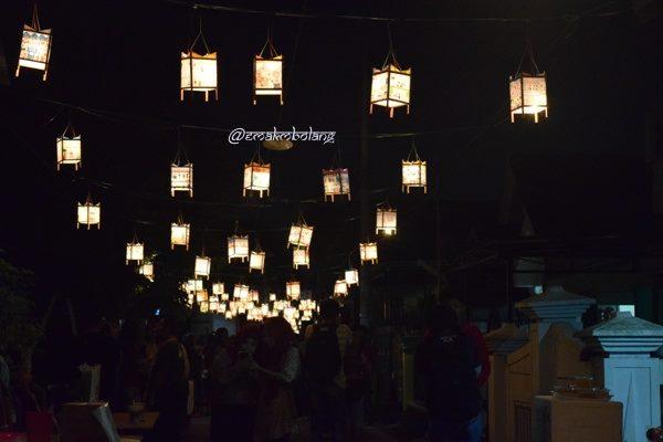 Damar Kurung Festival