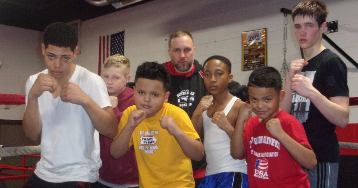Youngstown Boxing News Southside Boxing Club Youth Boxers