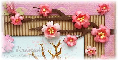 Magnolia Doohickey Sakura Branch