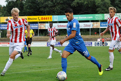 Etebo Makes First Stoke City Appearance In Pre-season Game Defeat To Bochum