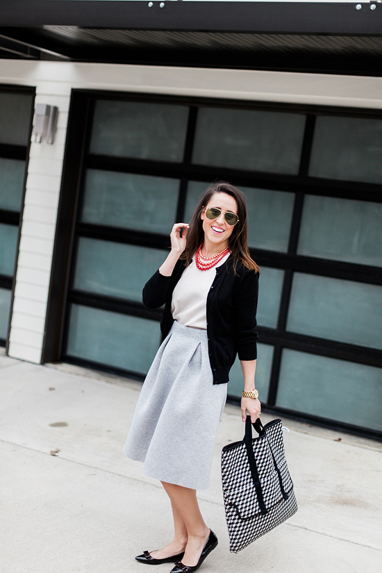 Here&Now: easy teacher style outfits