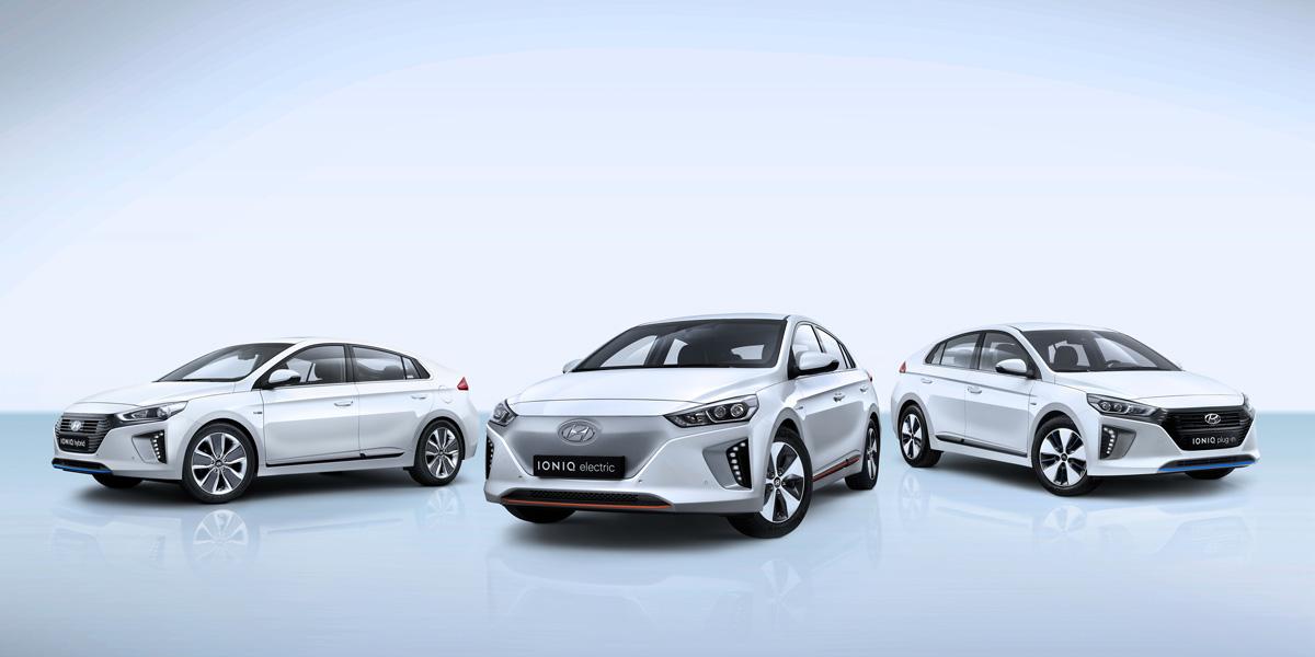 hyundai ioniq hybrid plug in electric 1 Δες ό,τι παίζεται στην Έκθεση Αυτοκινήτου της Γενεύης! zblog, αυτοκίνητα, Έκθεση Γενεύης, μοντέλα
