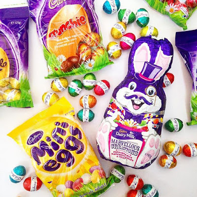 Cadbury Gluten Free Easter Eggs List Australia 2016