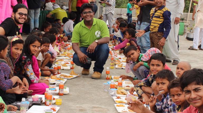 Feeding India