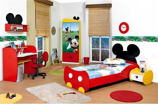 Modern Boys Bedroom Designs