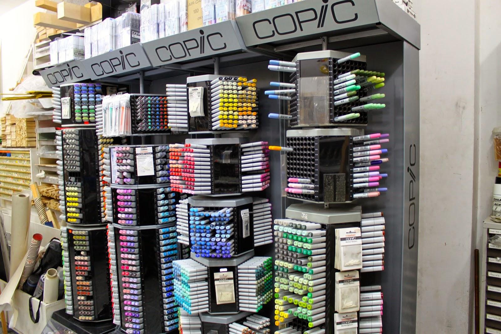 Ilulz Blog: [Review] Art Shops In Kuwait