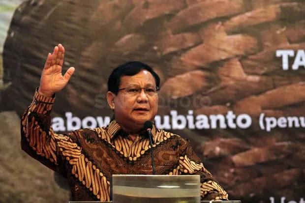 Prabowo Tak Masalah Disebut Punya Tampang Bojong Koneng