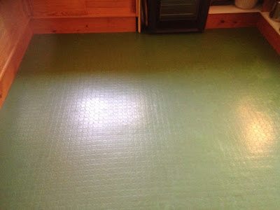 rubber floor cleaning and sealing cambridge