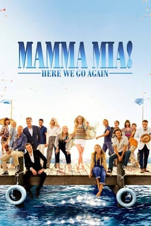 Watch Mamma Mia! Here We Go Again Online Free in HD