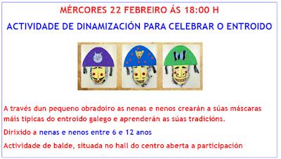 Carnaval 2017 con niños en A Coruña