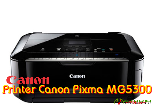 CANON MG5300 PRINTER 64BIT DRIVER