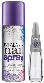 Impala nail Spray