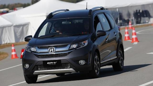 low-SUV: Honda BR-V