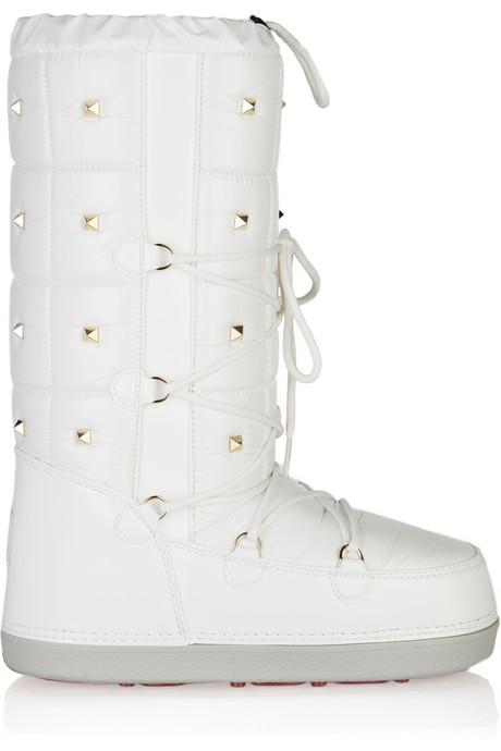 26661f970f2b Valentino Snow Boots - Ivoiregion