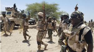 Special Promotion For Soldiers Fighting Boko Haram In Sambisa